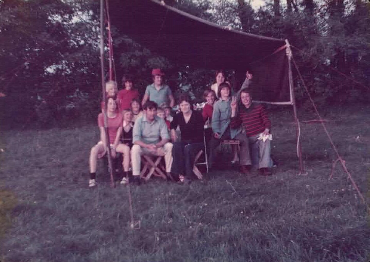 Horham Hall Camp May 1978