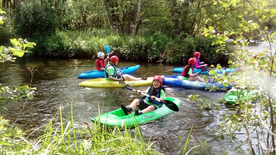 Water Activity Weekend 2018