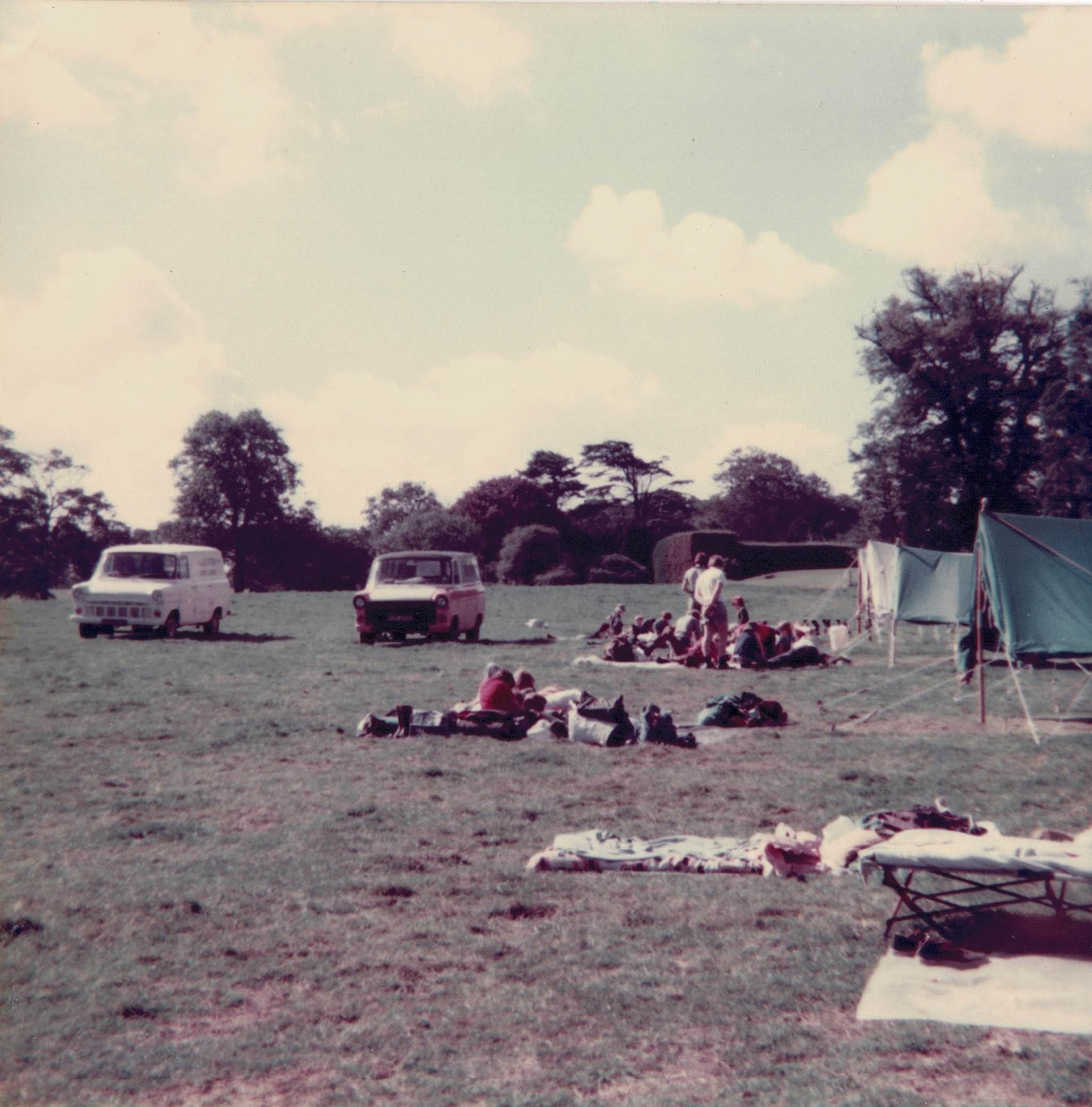 Matlaske Camp 1976